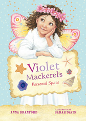 Violet Mackerel book 3 - Personal Space