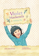 Violet Mackerel book cover